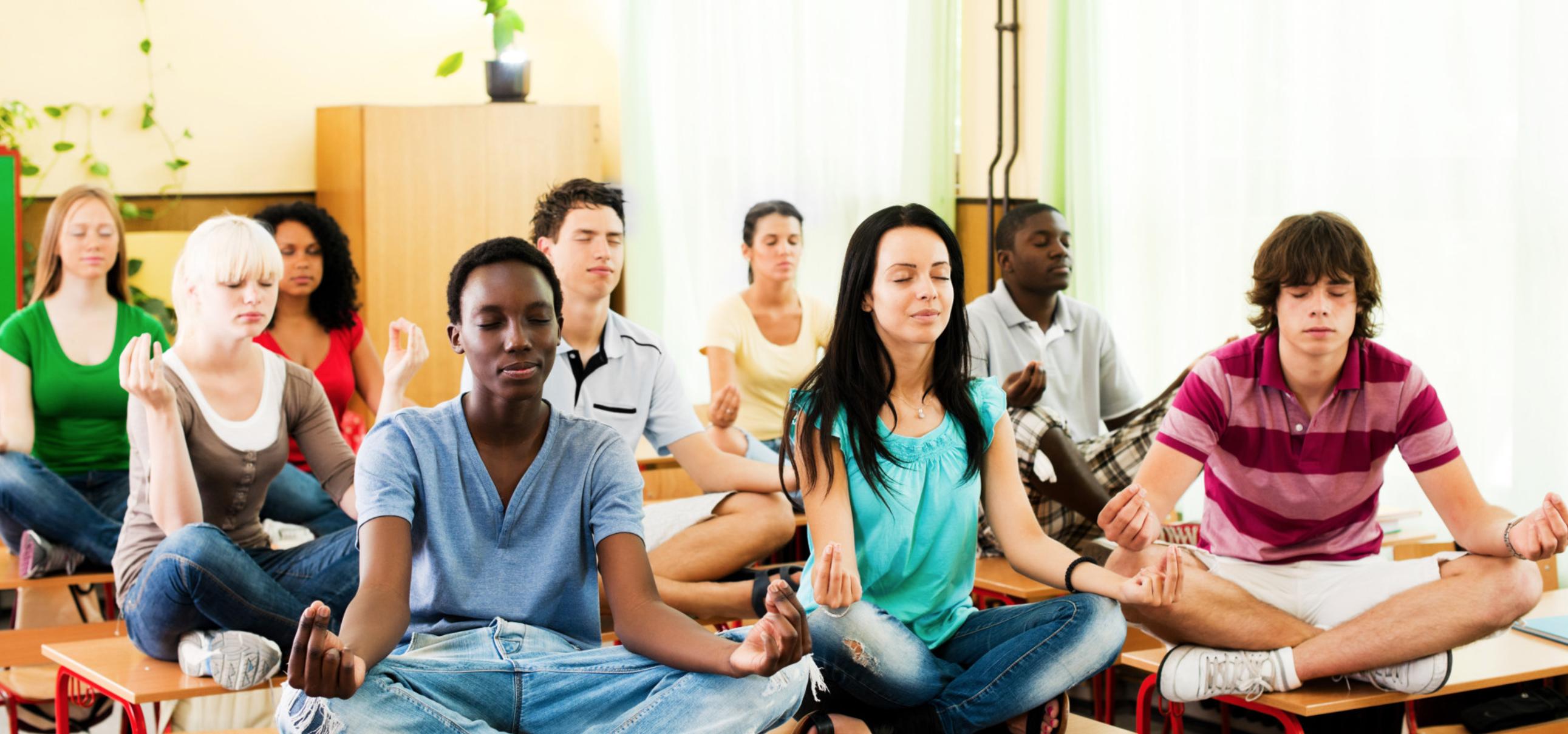Thanks Amandla!! Teen Stress Reducing Meditation