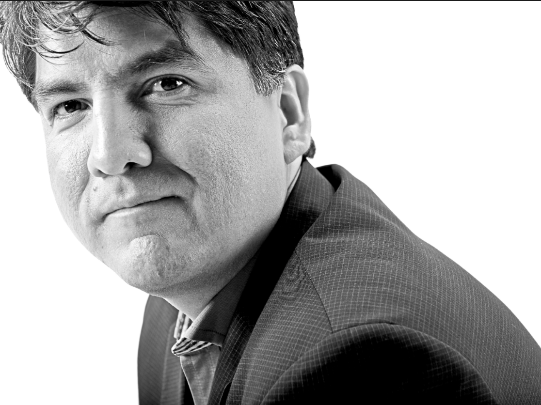 New Poem by Sherman Alexie reflects on America's hate and violence today